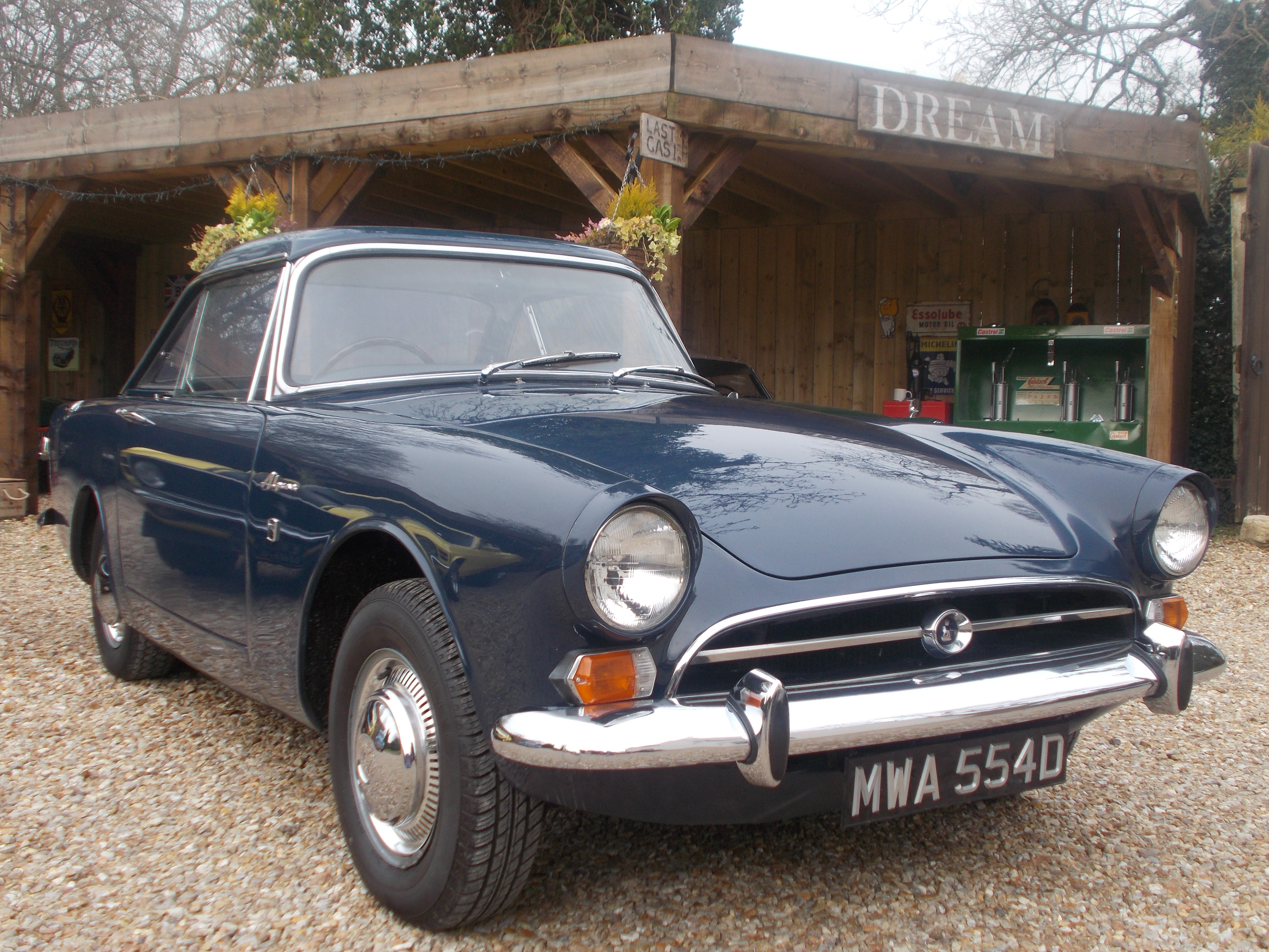 Sunbeam Alpine 1750cc With Overdrive Carnell Classic Cars